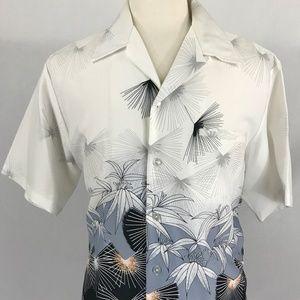 70s/80s Hawaiian Button Up Shirt